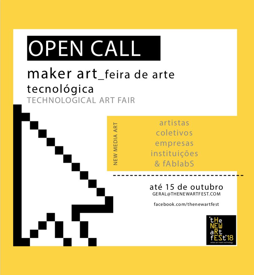 makerart-opencall